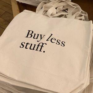 Handbags - Buy Less Stuff ... Rent the Runway Tote Bag